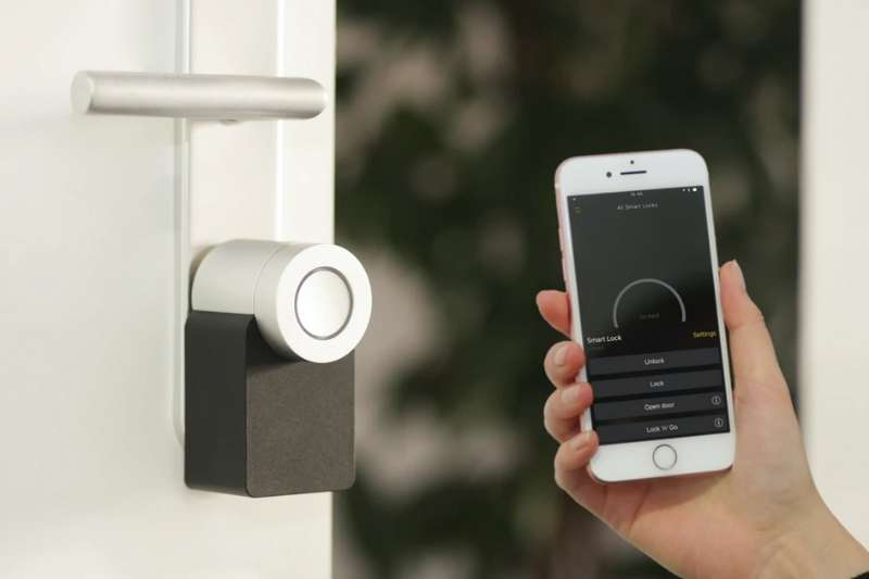 mobile touchless access