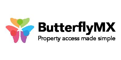 ButterflyMX Logo - Black