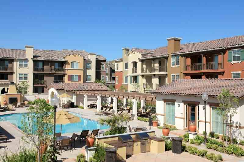 pool & grills outdoor amenities for multifamily budget