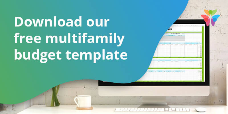 build your own property management budget with this template