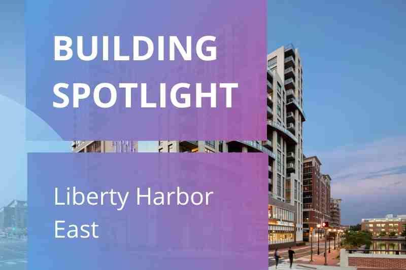 Liberty East Harbor ButterflyMX October building spotlight.