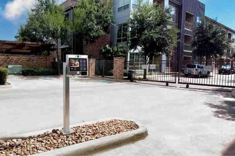 gate telephone entry system alternative