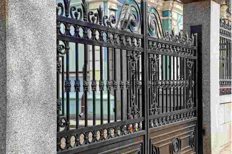 gate telephone entry system