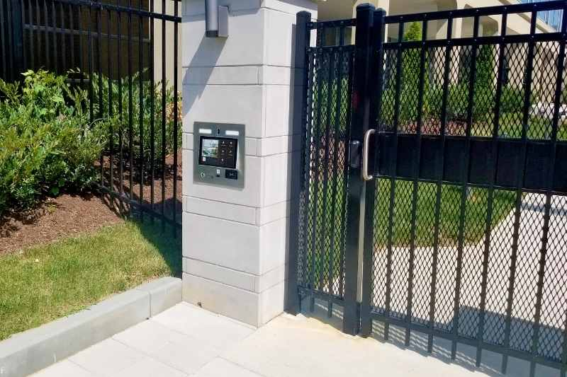 access control for gated community amenities