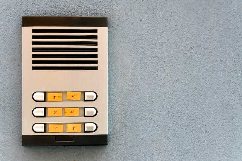 wireless call box using cellular network