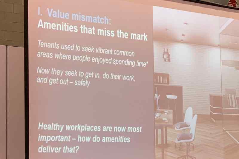 BOMA 2021 tenant values